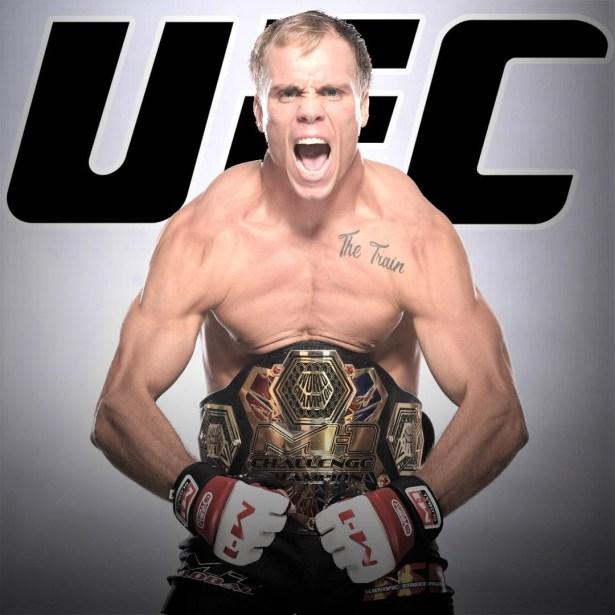 "M-1 Challenge featherweight champion Nate ""The Train"" Landwehr Moves on to UFC -"