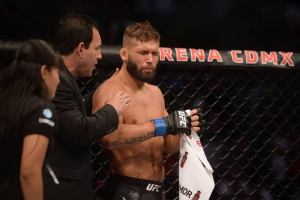 UFC: Twitter reacts to Yair Rodriguez vs. Jeremy Stephens no-contest controversy and rowdy audience - Rodriguez