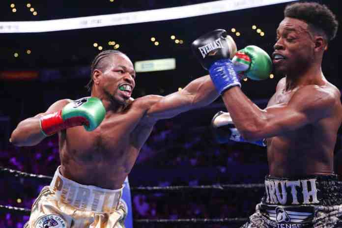 Errol Spence Jr beats Shawn Porter to become the unified welterweight champion - Errol