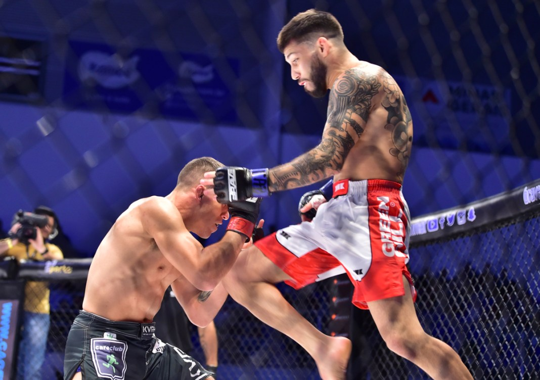 """Predator"" shocks the world with quick victory and is the new BRAVE CF world champion -"