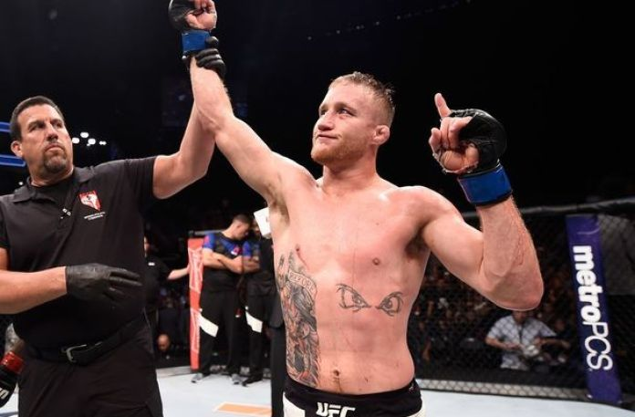 Eddie Alvarez feels Justin Gaethje is the most entertaining fighter to watch in the UFC - Justin Gaethje