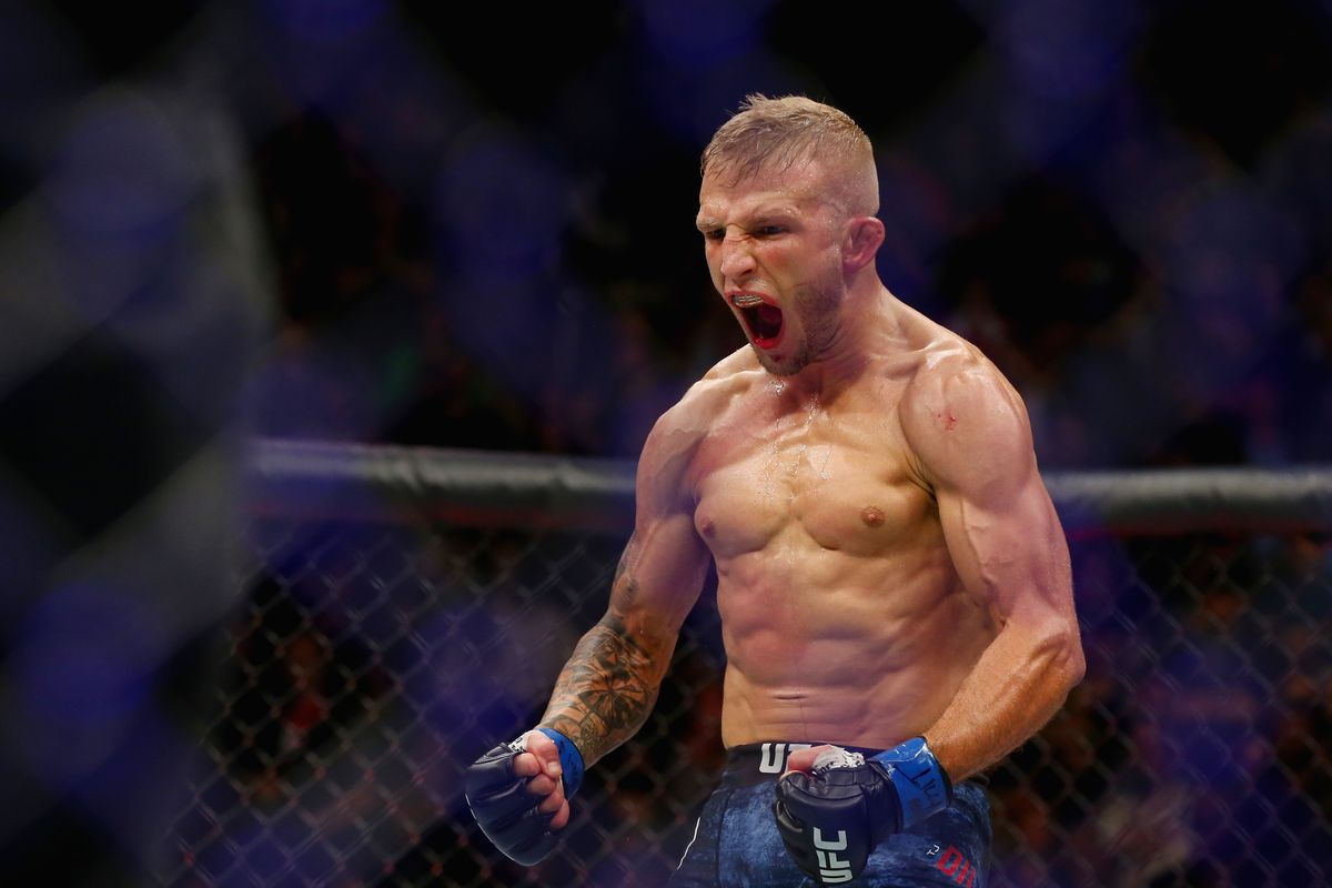 TJ Dillashaw trying to turn 'negative into positive' with 2-year suspension - TJ Dillashaw
