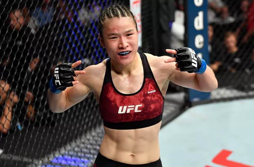 What Weili Zhang's victory means for the UFC's plans in Asia - Weili Zhang