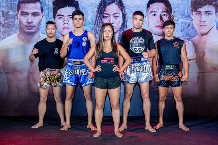 VIETNAMESE ATHLETES SHOWCASE MARTIAL ARTS SKILLS AT ONE: IMMORTAL TRIUMPH OPEN WORKOUT -