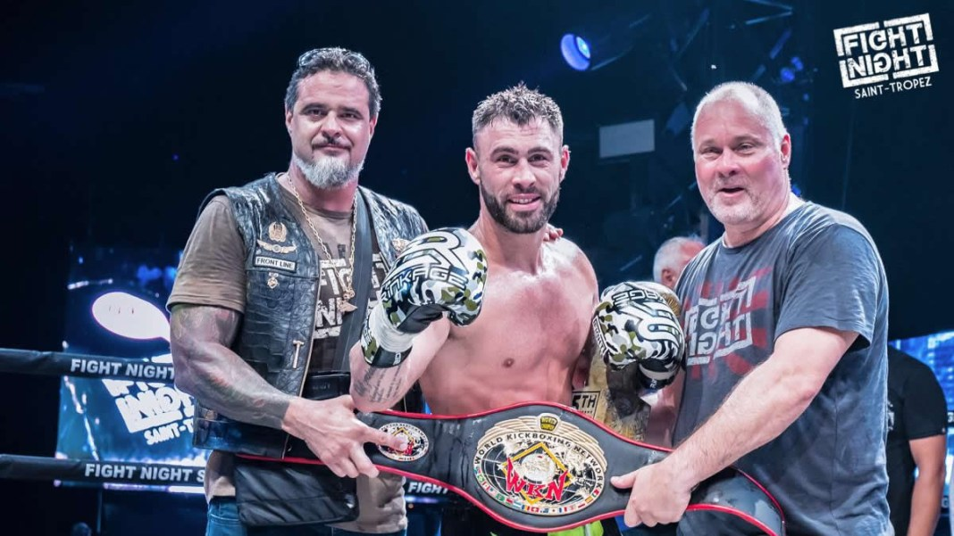 Yohan Lidon makes 5th WKN Super Middleweight title defense -