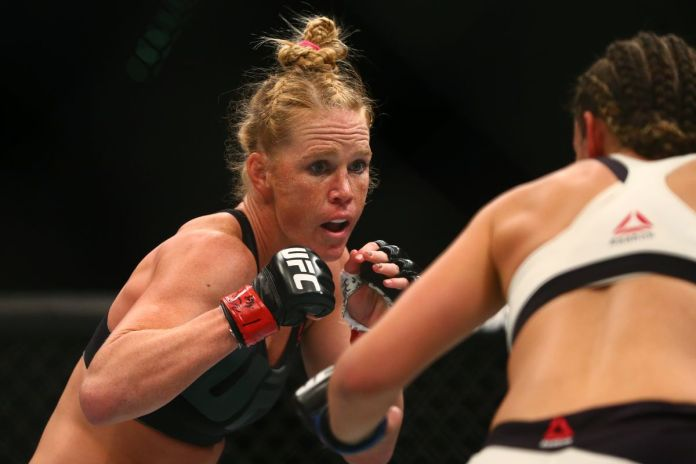 Holly Holm explains reason behind UFC 243 pull out - Holm