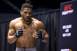 UFC: Kevin Lee wants to 'rise to the occasion' after taking risky Gregor Gillespie fight - Lee