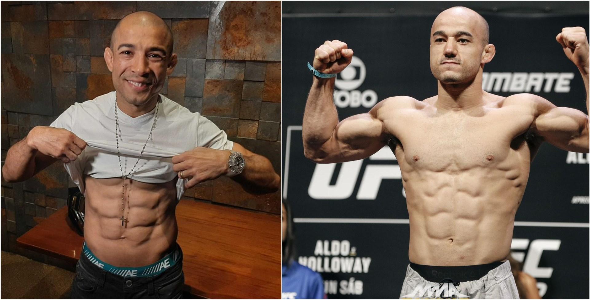 Jose Aldo to fight bantamweight contender Marlon Moraes at UFC 245 - Aldo