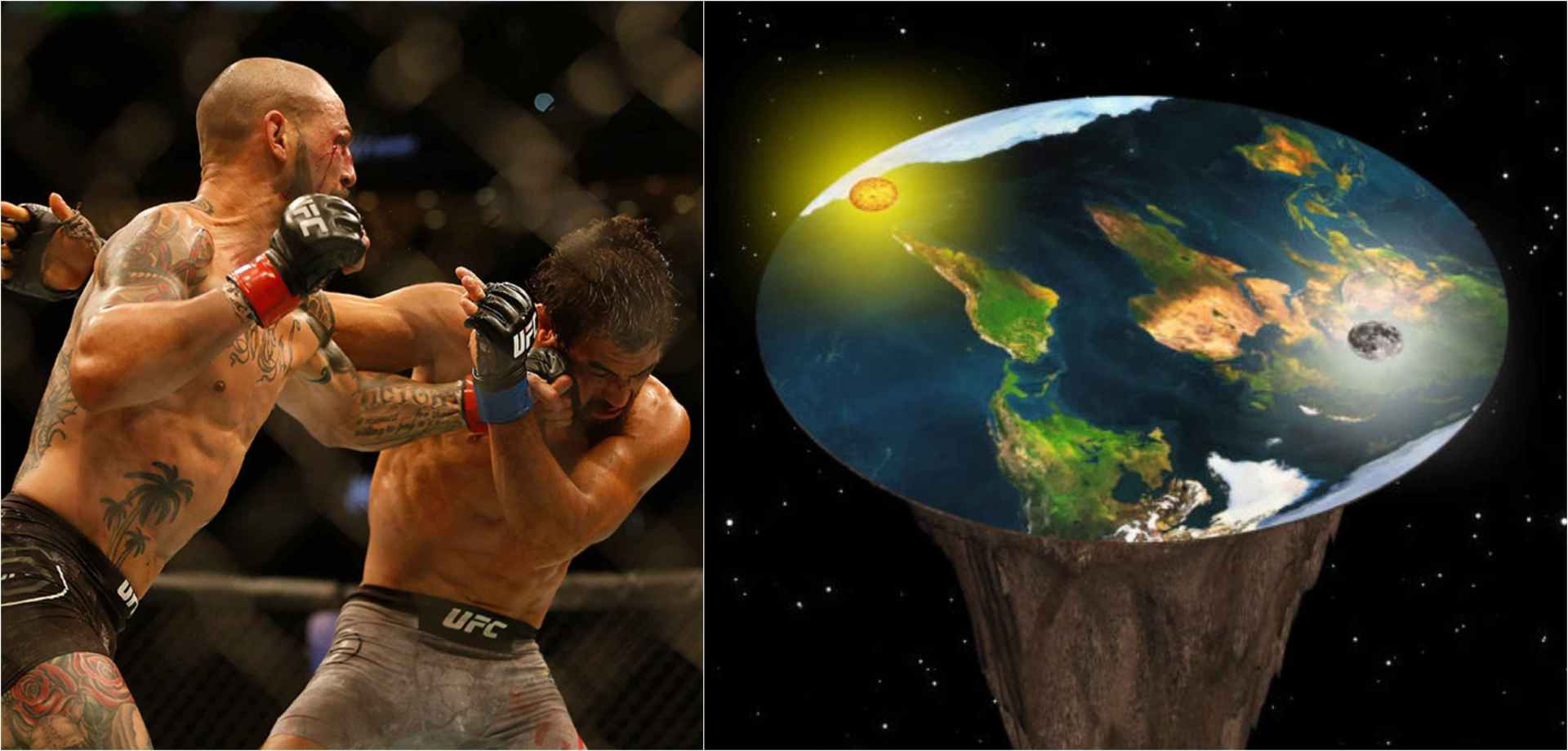 Cub Swanson takes parting shot at 'flat earther' Kron Gracie after UFC on ESPN+ 19 war - Swanson