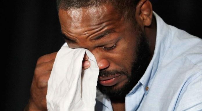 Jon Jones pleads 'no contest' in strip club case; to get 90 day deferred sentence - Jon Jones