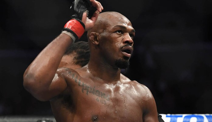 Jon Jones reacts to 2021 date set by Israel Adesanya for super fight - Jon Jones