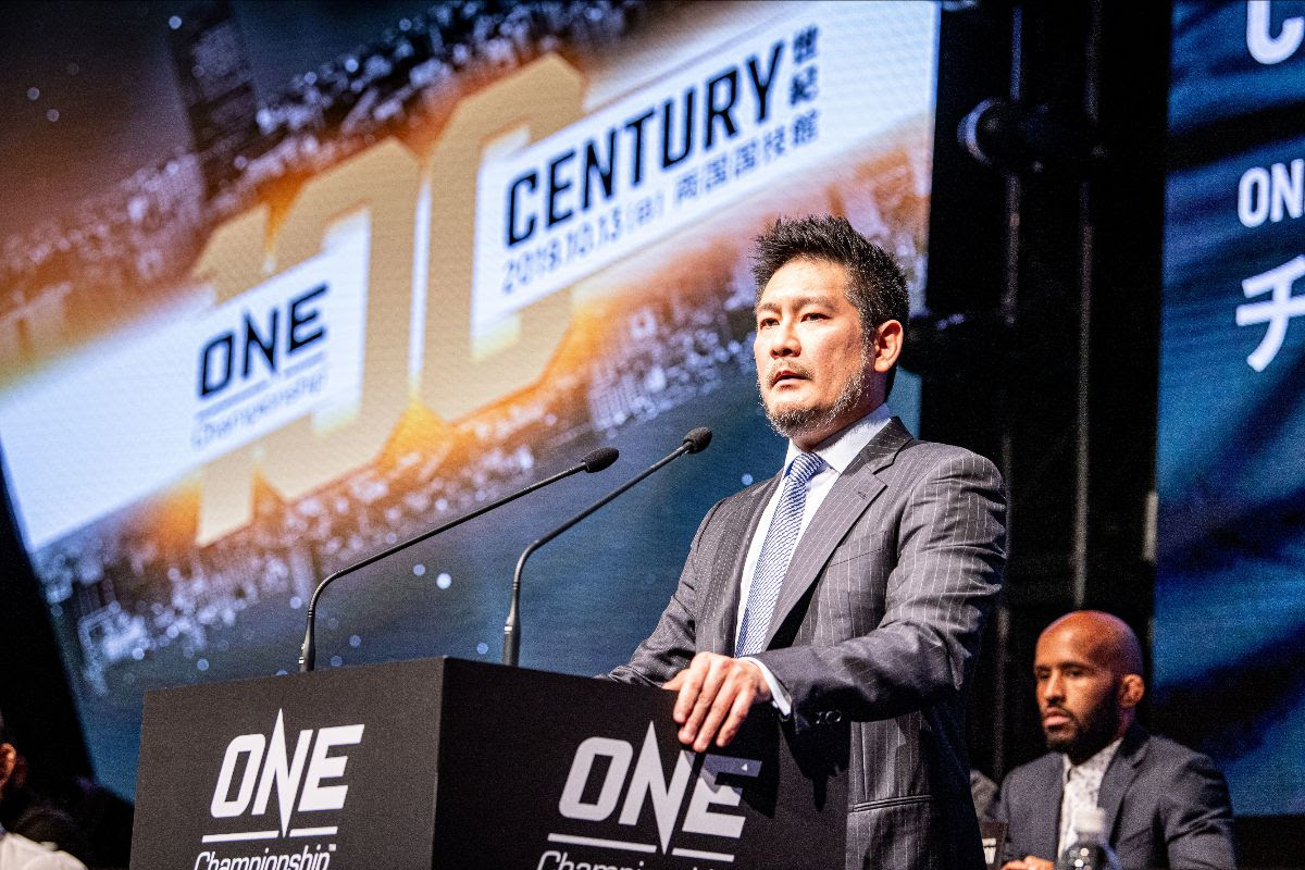 ONE: CENTURY 世紀 OFFICIAL KICK-OFF PRESS CONFERENCE QUOTES AND RECAP - ONEChampionship