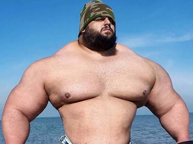 BKFC: Iranian Hulk will fight in BKFC: USA vs Iran World War 3 event in 2020 - Hulk