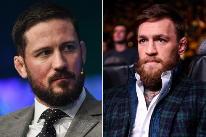 John Kavanagh: Conor McGregor 'very pumped up' about UFC return leg - Kavanagh
