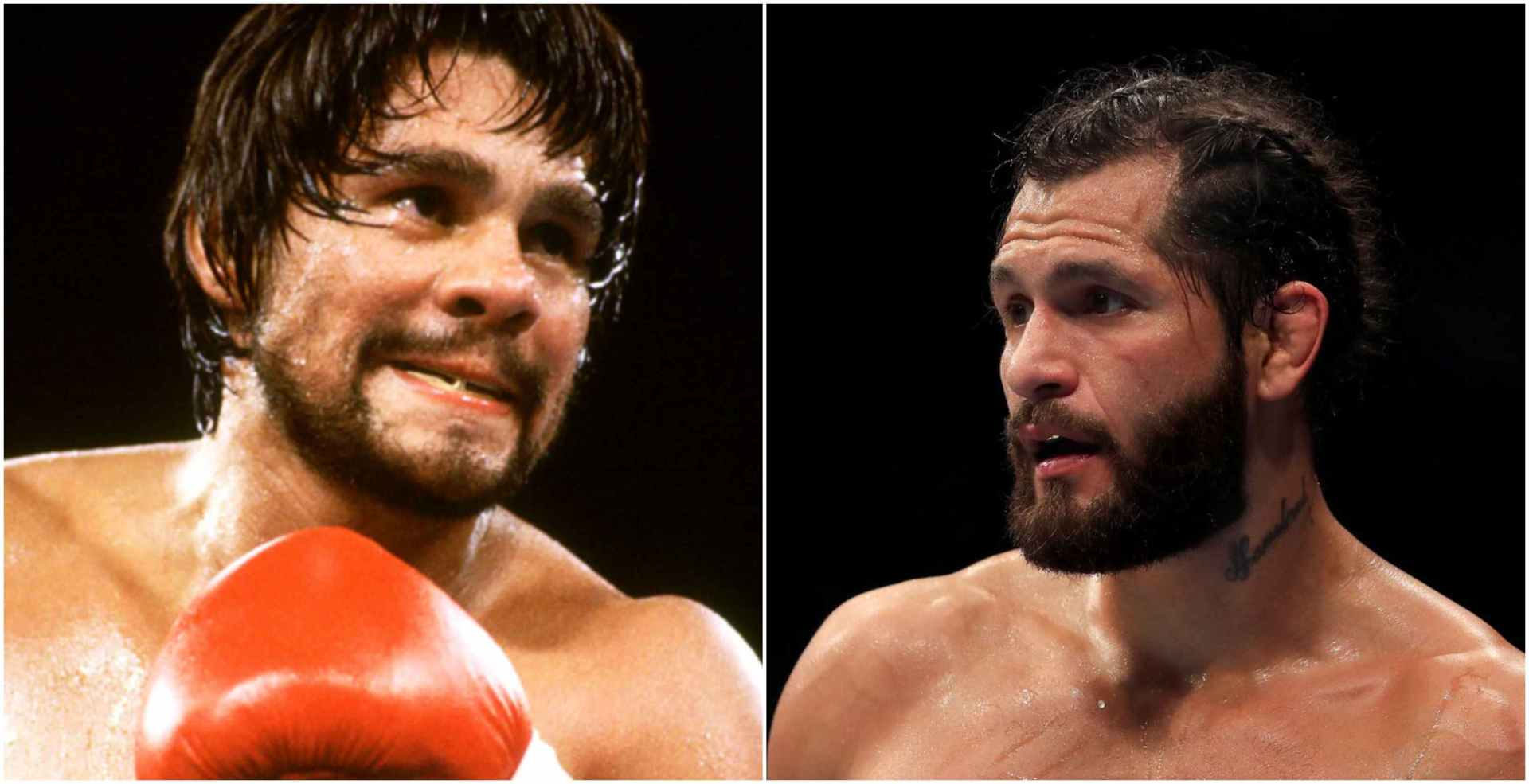 """Roberto """"Hands of STONE"""" Duran to walk Jorge Masvidal to the cage at UFC 244 - Duran"""