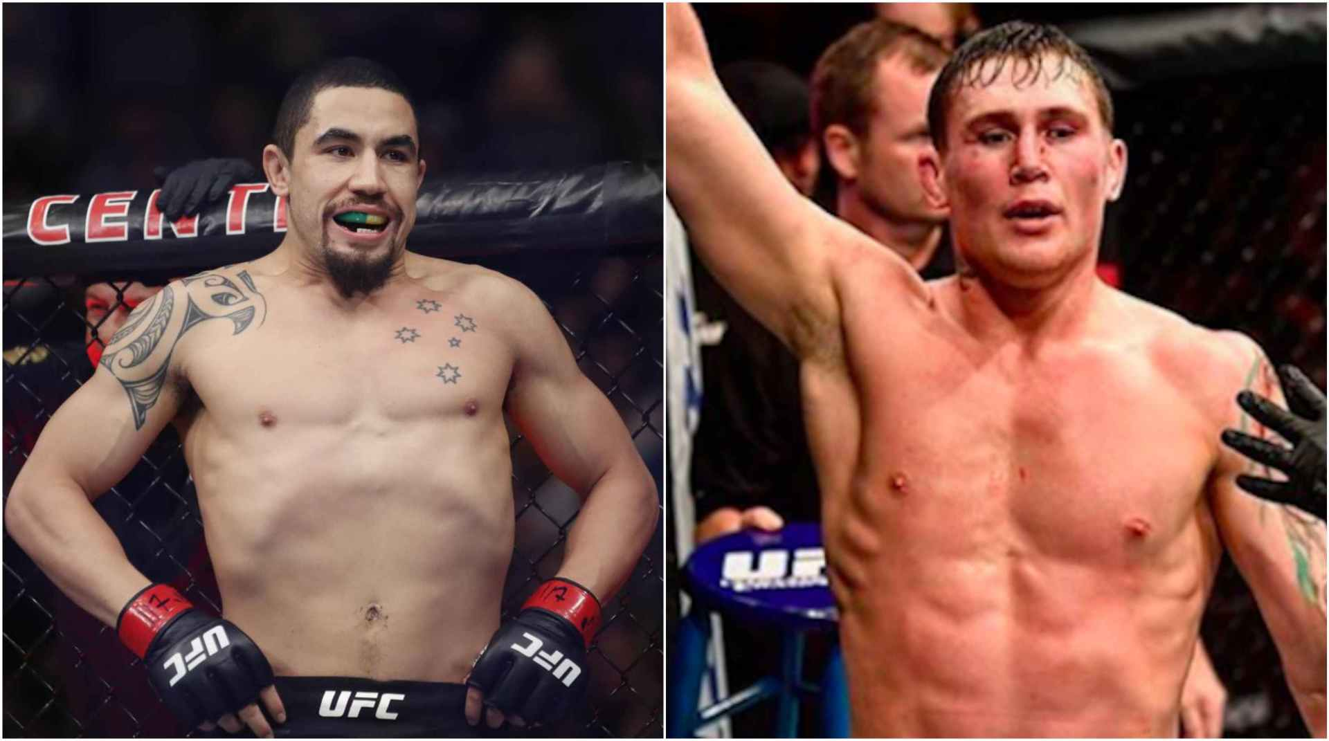 Robert Whittaker impressed by Darren Till's performance at UFC 244 - Till