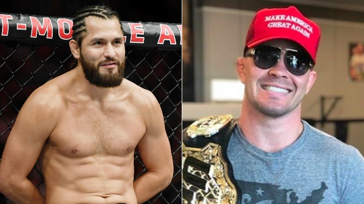 Jorge Masvidal reveals he puts Colby through 'trauma' in training - Jorge