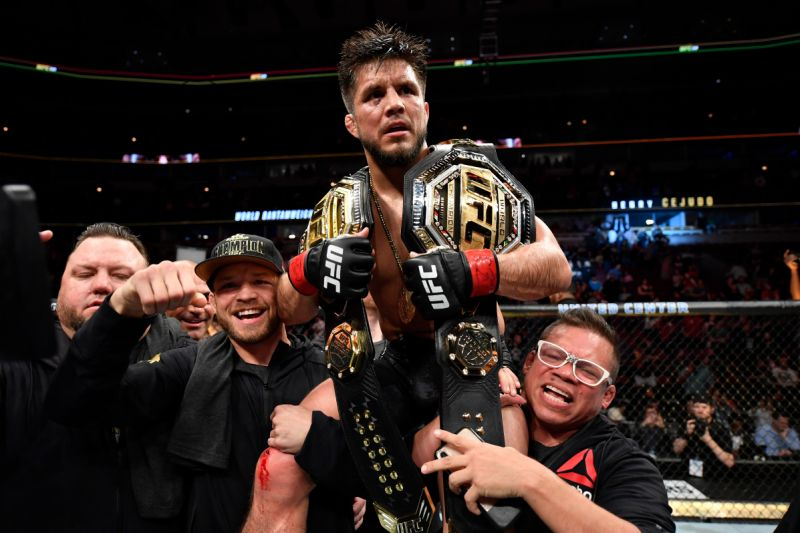 Henry Cejudo plots 135 title defence in the first half of 2020 pending recovery from shoulder surgery - Henry