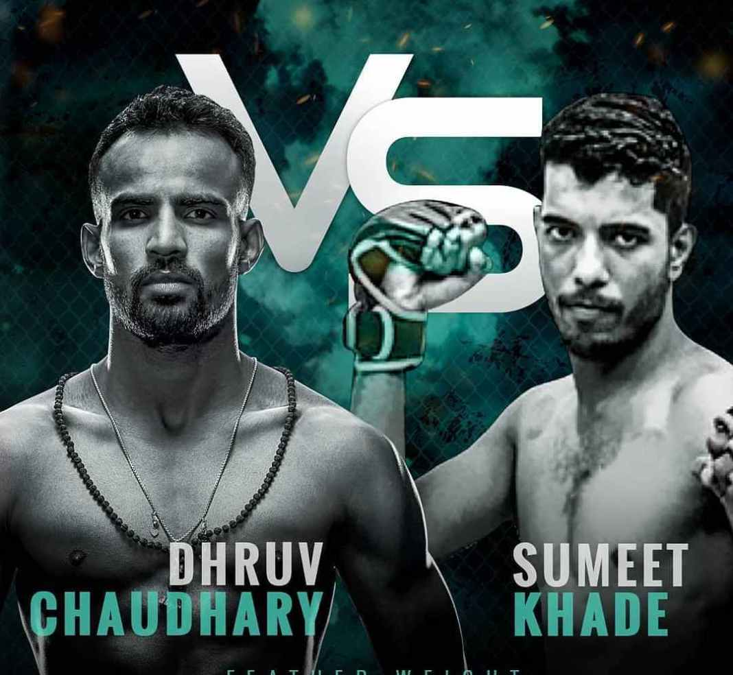 MMA India Exclusive: Sumeet Khade and Dhruv Chaudhary verbally agree to a rematch - Sumeet