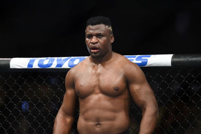 Francis Ngannou to fight Jairzinho Rozenstruik