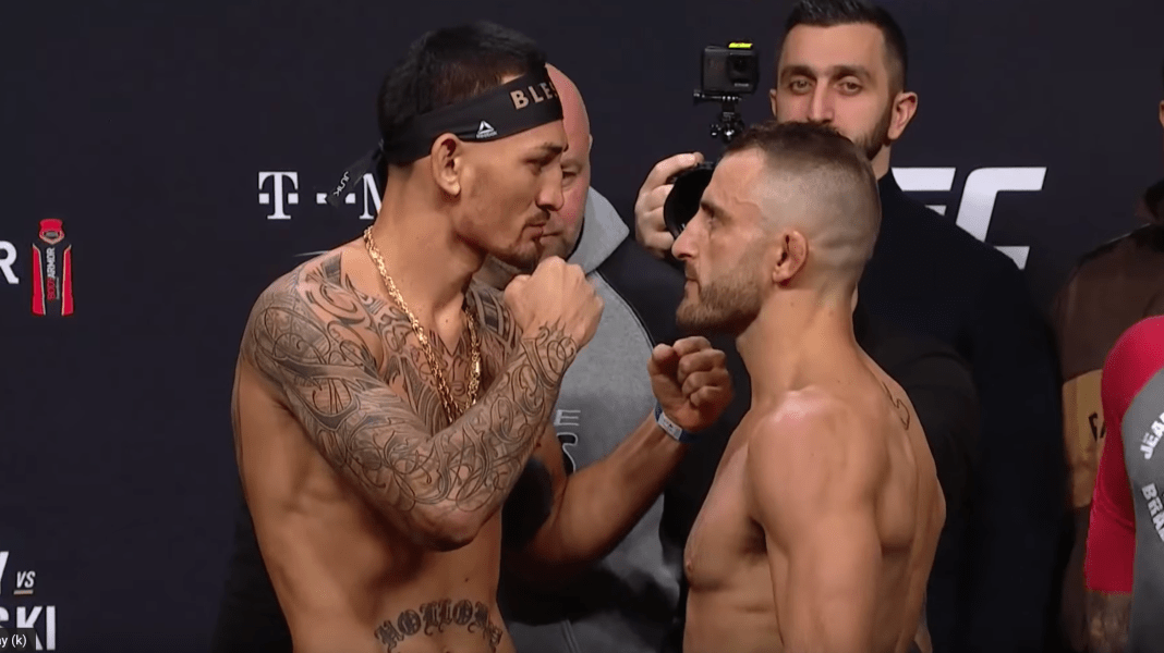 Who wins this co-main event at UFC 245? - co-main event