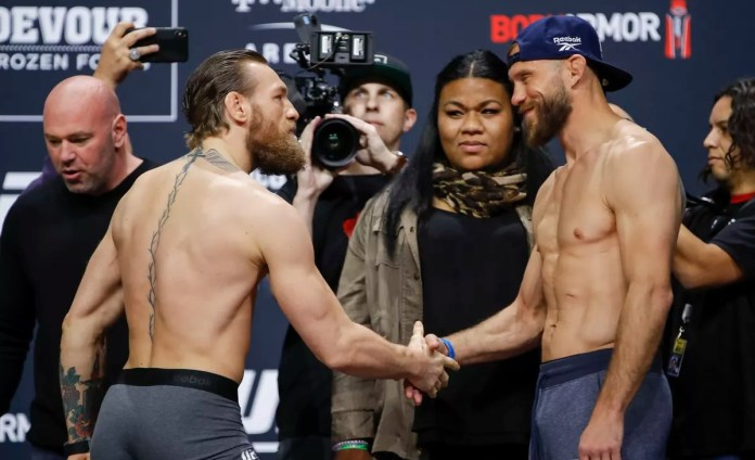 UFC 246 Results - Conor McGregor Stops 'Cowboy' Cerrone in Just 40-seconds of the First Round -