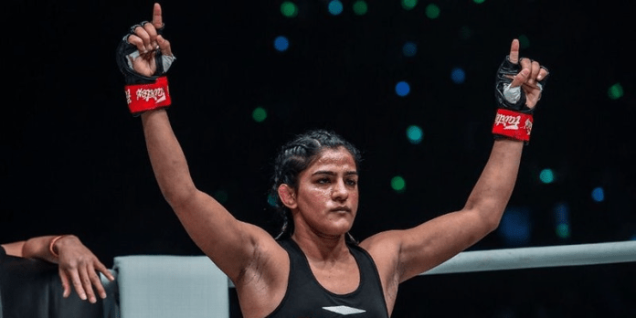 Friday Fighter of the Week: Ritu Phogat -