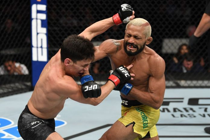 Moreno puts Figueiredo on blast for suggesting BMF title