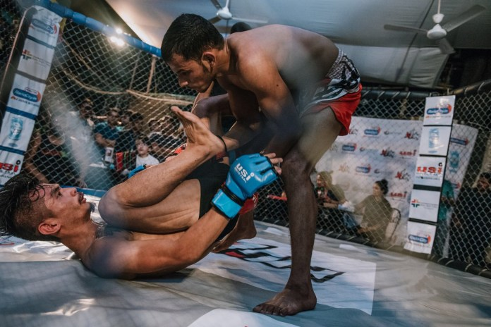 MMA, the Fastest Growing Sport in India - MMA