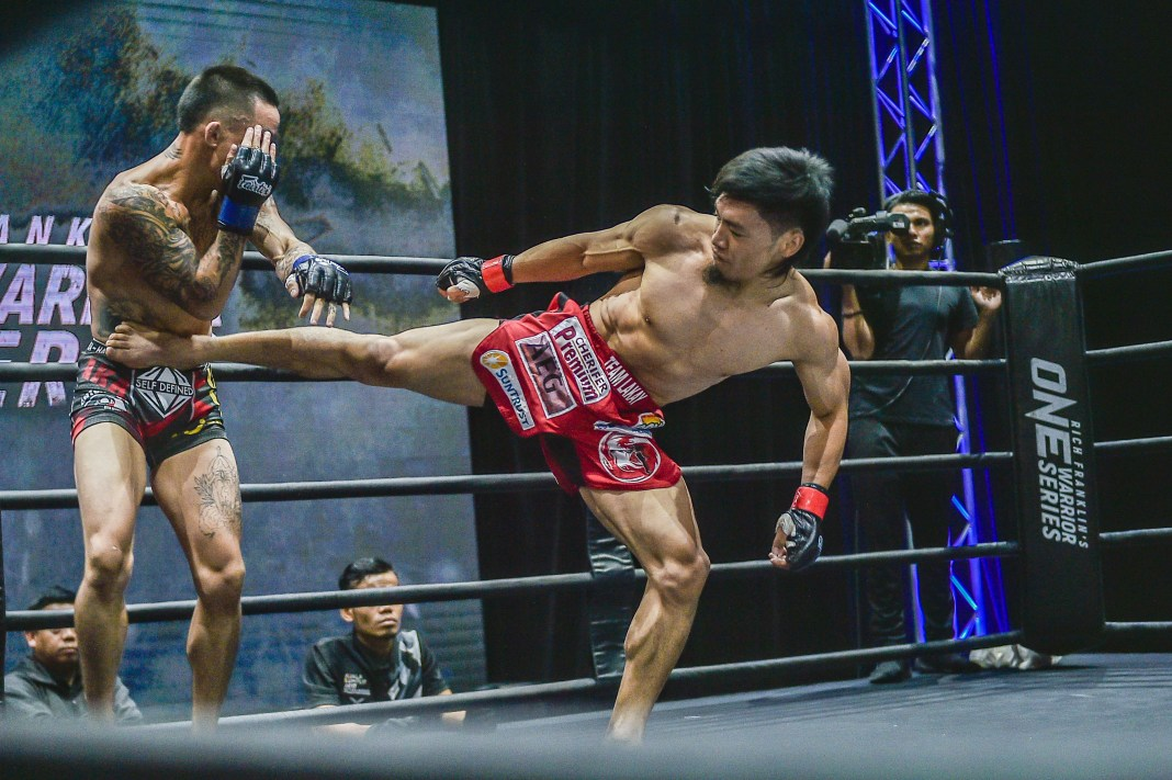 Lito Adiwang – The powerful filipino making waves in ONE Championship -