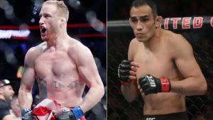 Breaking: Dana White announces Tony Ferguson vs. Justin Gaethje for interim LW title at UFC 249 - Ferguson