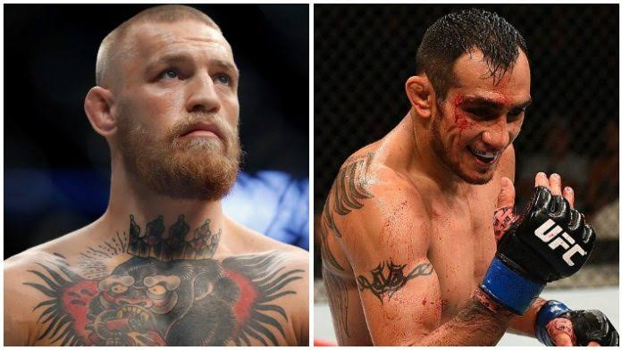 UFC: Conor McGregor congratulates Tony Ferguson on making weight for UFC 249 - and trolls Khabib! - McGregor
