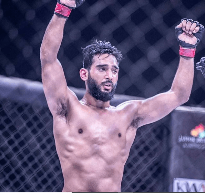 Friday Fighter of the Week: Anshul Jubli -