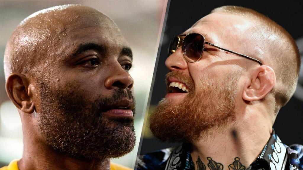 Anderson Silva calls out Conor McGregor after social media GOAT dispute - Anderson Silva