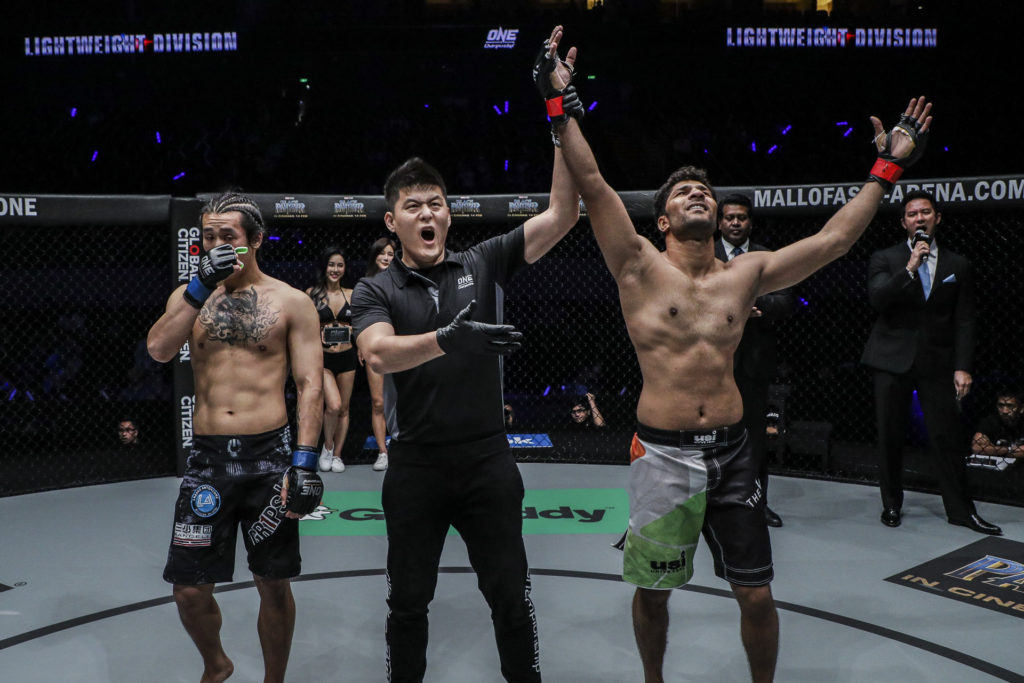 MMA India Exclusive with Rajinder Singh Meena: I would love to have a rematch with Srikant Sekhar! - Rajinder Singh Meena