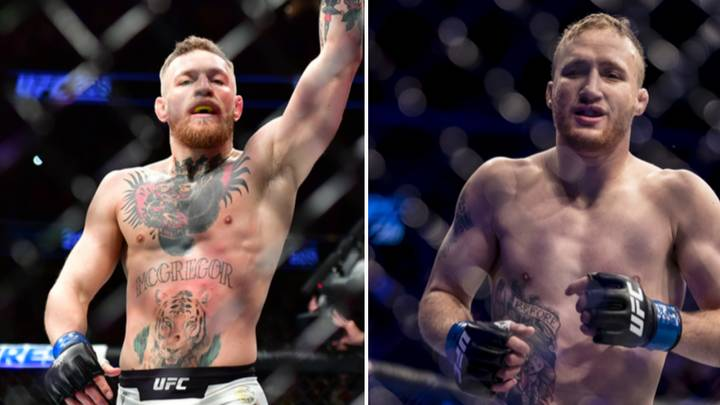 Justin Gaethje reveals why he wants to fight Conor McGregor - Justin Gaethje