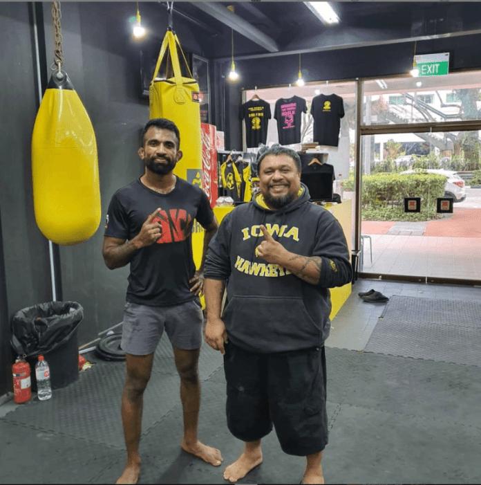 Friday Fighter of the Week : Rahul K Raju - Rahul K Raju