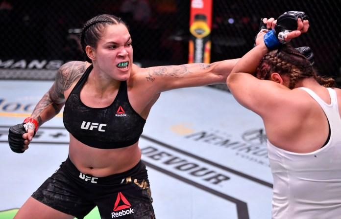 UFC 250: Amanda Nunes vs Felicia Spencer: Main Card results, play by play, highlights - UFC