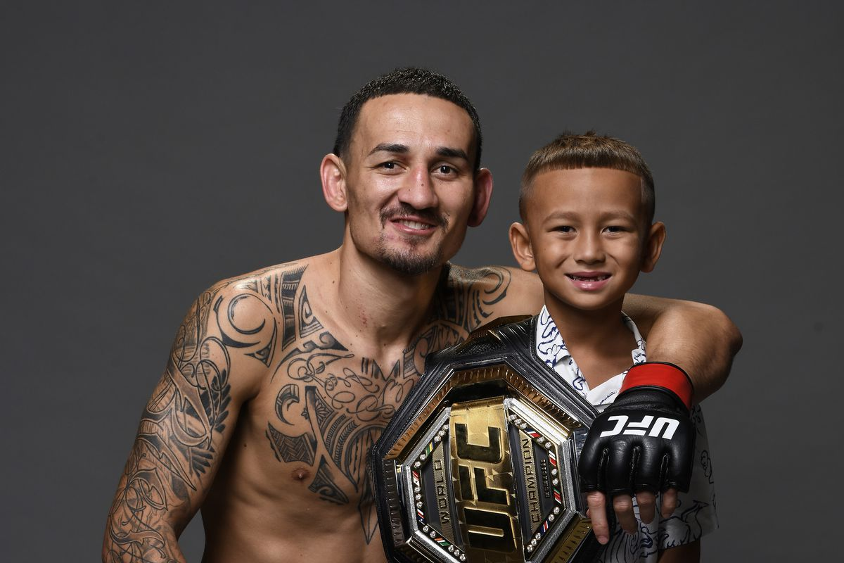 Max Holloway reveals why mini Blessed will not be in his corner at UFC 251 - Max Holloway
