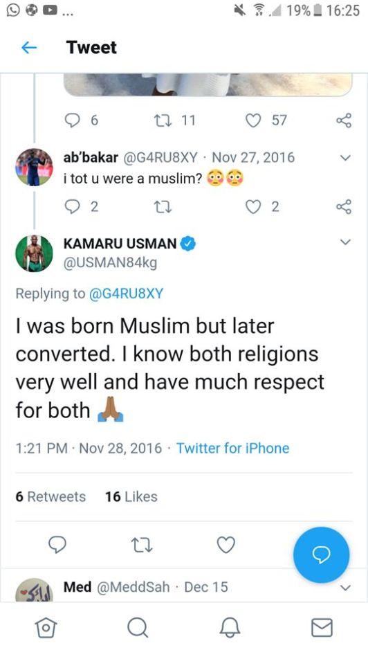 Kamaru Usman: Next Fight, Colby Covington rivalry, Wife, Height - Kamaru Usman