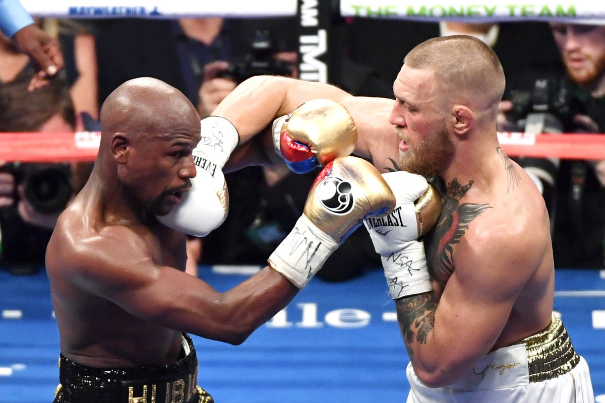 Floyd Mayweather Jr willing to rematch Conor McGregor for the right price - Floyd Mayweather
