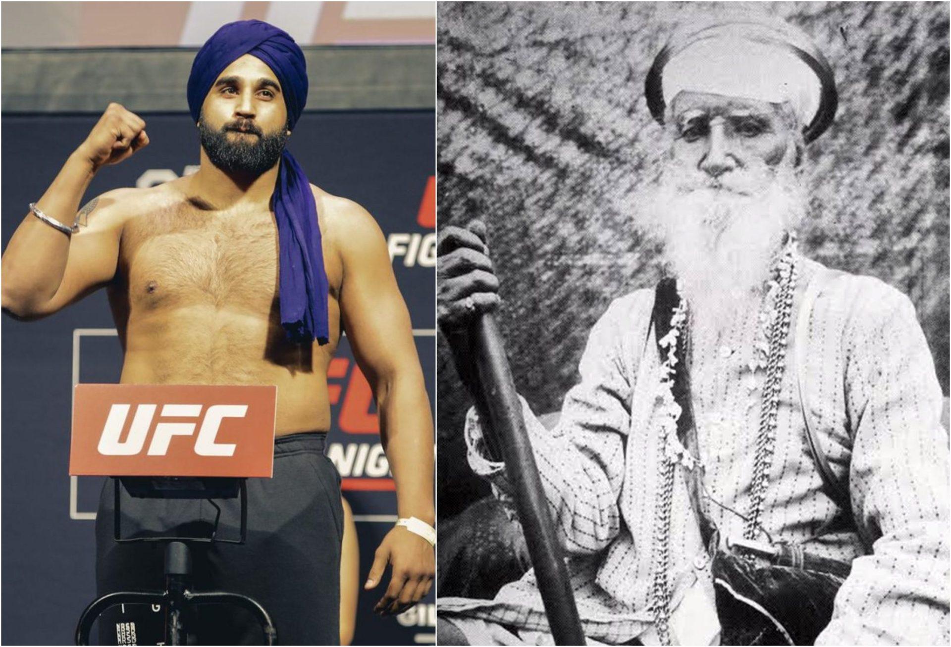 Arjan Singh Bhullar speaks about Bhai Maharaj Singh -  a Sikh warrior who fought the Brits in Singapore! - Sikh
