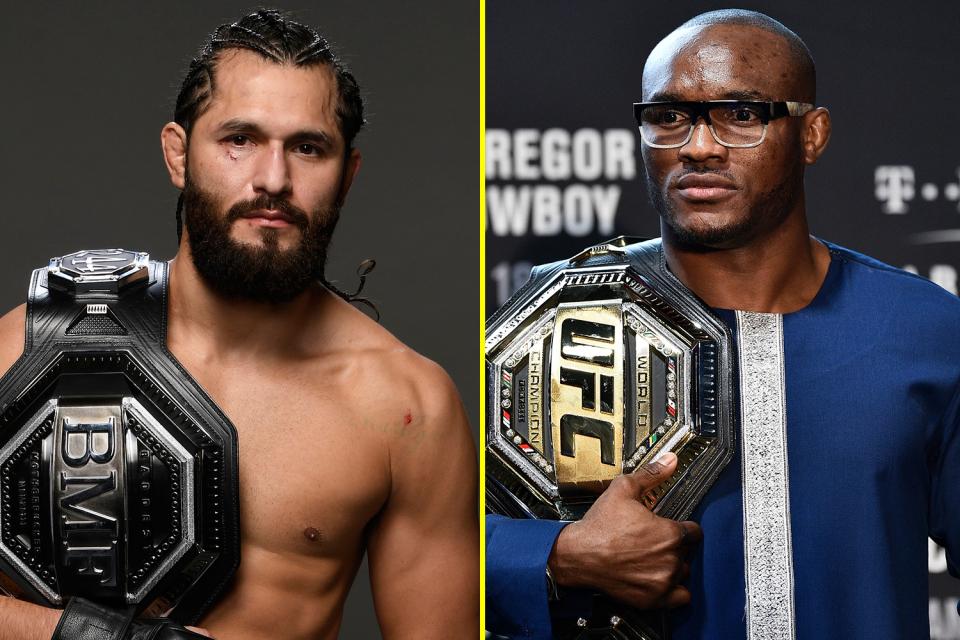 Jorge Masvidal's manager claims Kamaru Usman is pleading with UFC for media attention - Jorge Masvidal