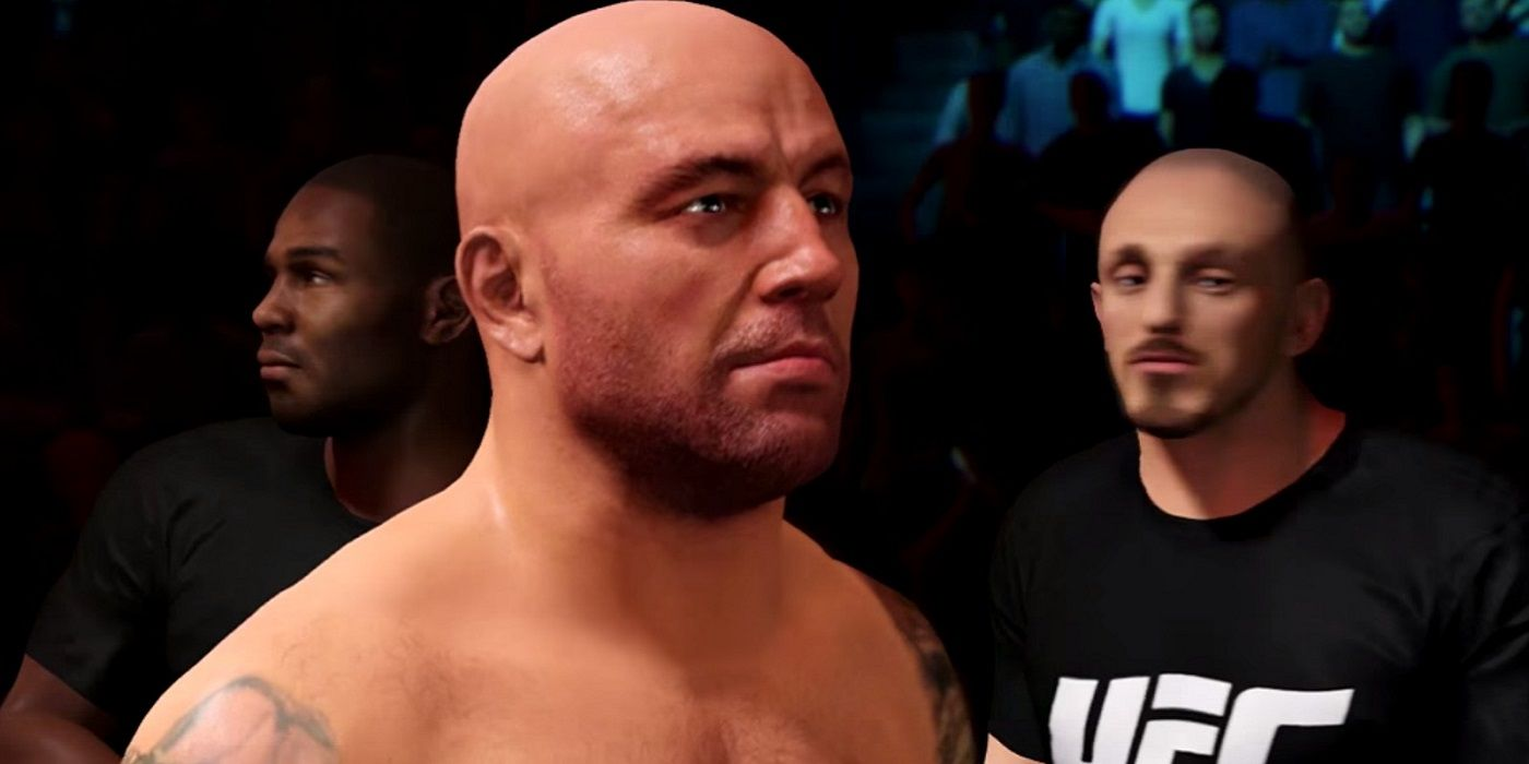 UFC 4: Here's why Joe Rogan isn't present in the game - UFC 4