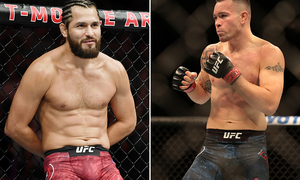 Masvidal and Covington