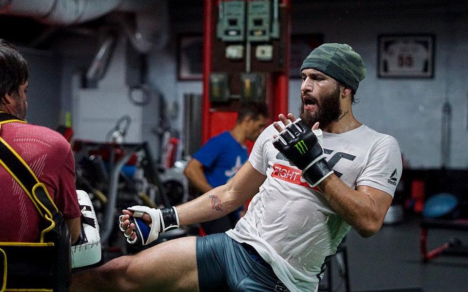 Watch: Jorge Masvidal returns to training just days after tough loss to Kamaru Usman at UFC 251 - Jorge Masvidal