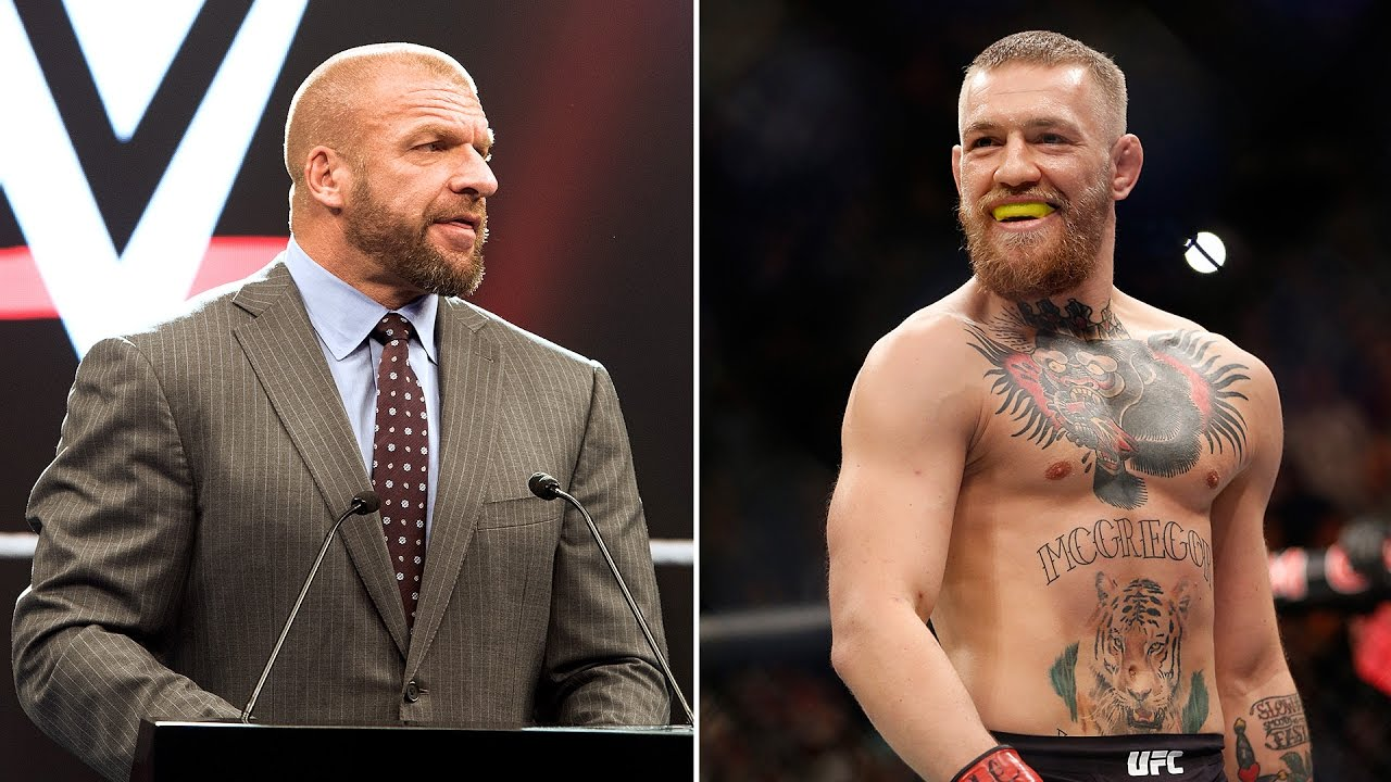 'Retired' Conor McGregor sets his eyes on next target: the WWE Championship! - Conor McGregor