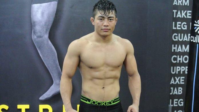 Friday Fighter of the Week : Roshan Mainam Luwang - Roshan Mainam
