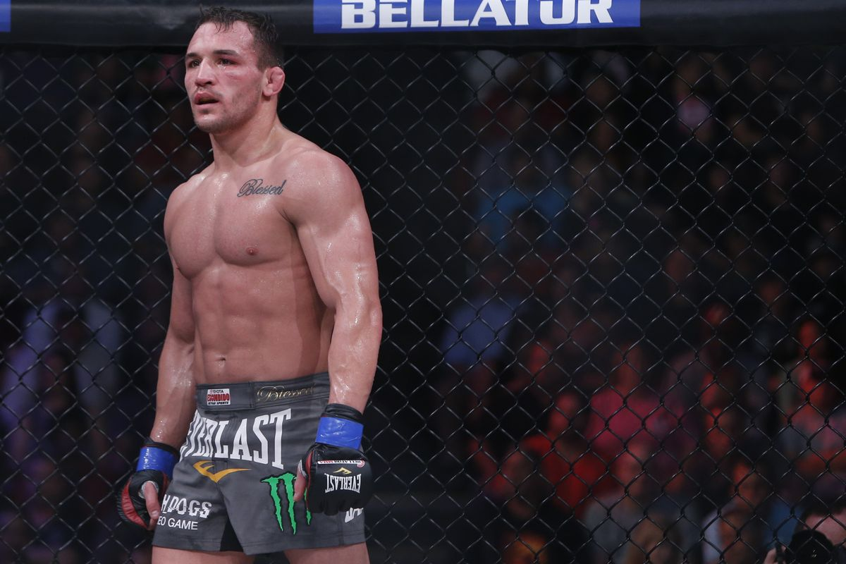 Bellator 243 Results: Michael Chandler knocks out Benson Henderson in rematch and more - Chandler