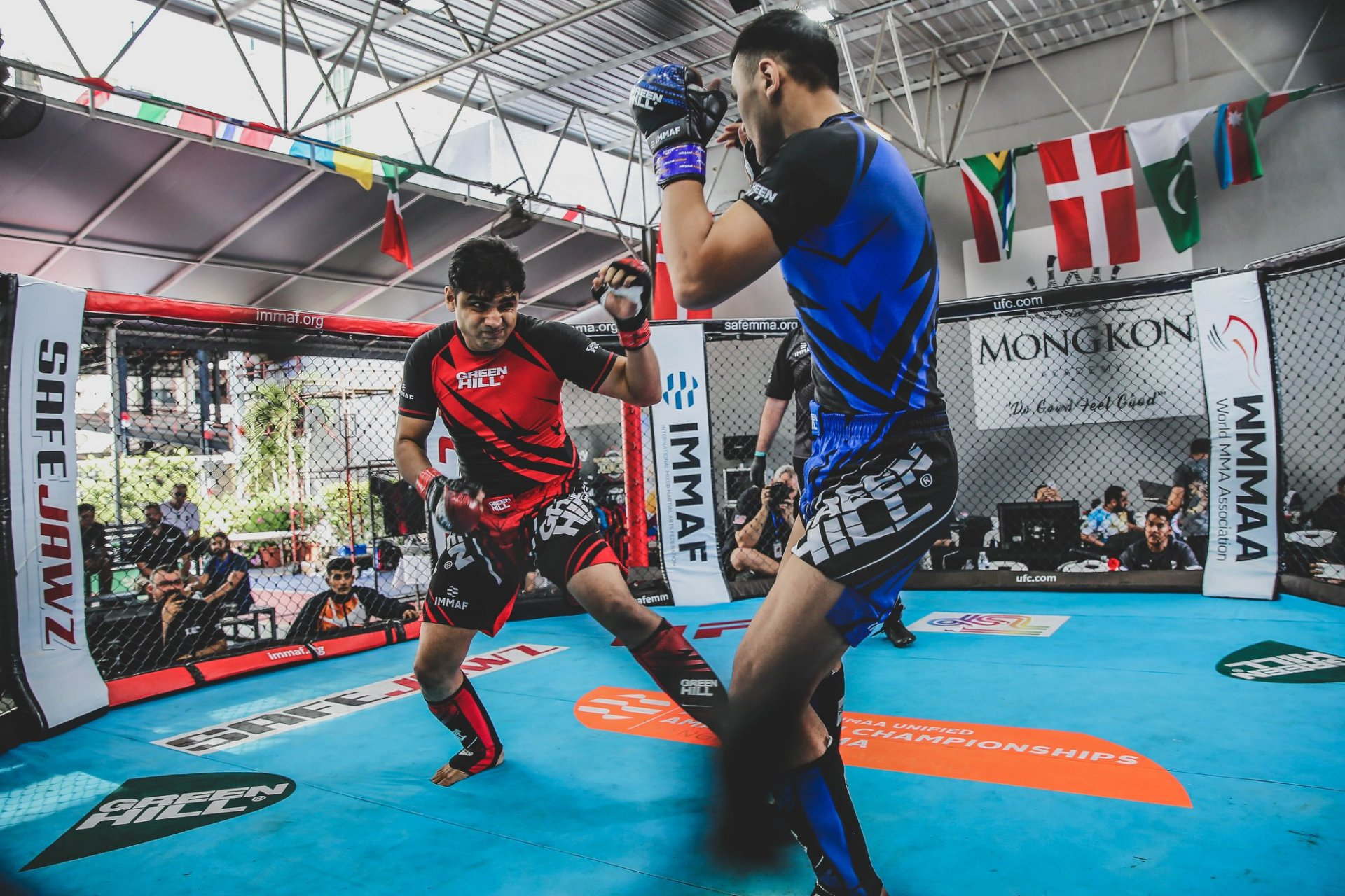 Vaibhav Shetty's journey as an IT professional by day and MMA fighter by night - Vaibhav